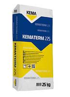Клей для приклеивания теплоизоляционных плит и устройства армирующего слоя KEMATERM 225