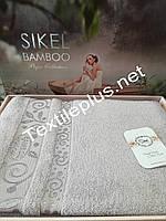 Простынь бамбук евро Sikel Турция