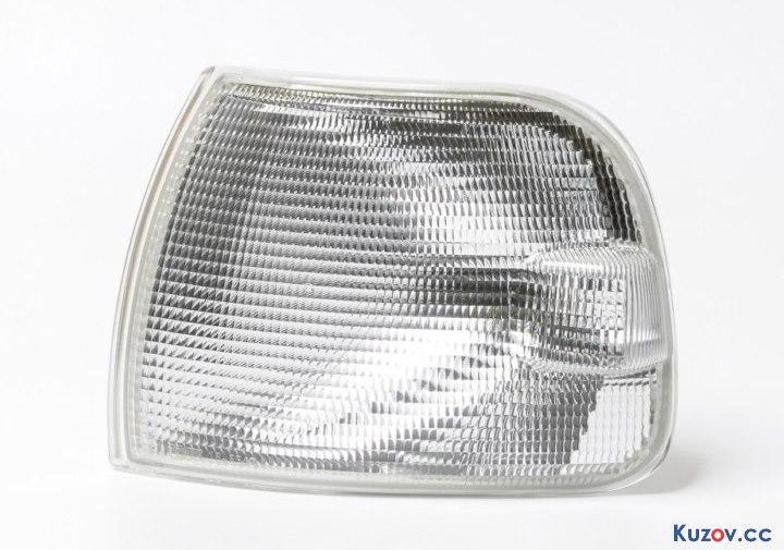 Указатель поворота VW Transporter T4 96-03, Multivan правый, белый (Depo) 441-1519R-UE 701953050K