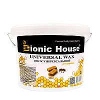 Масловоск. Натуральное льняное масло с пчелиным воском