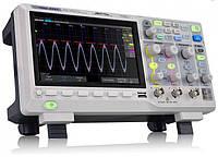 Цифровой осциллограф Siglent SDS1202X-E (полоса пропускания 200 МГц,частота до 1Гв )каналы 2CH +1EXT