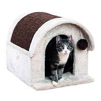 Trixie TX-44099 Когтеточка-домик Arlo для кота 40 × 40 × 45 см