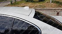 Спойлер на стекло Bmw 5 F10 (спойлер на заднее стекло Бмв 5 Ф10)