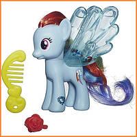 Пони с блестками Рейнбоу Дэш Cutie Mark Magic My Little Pony Hasbro