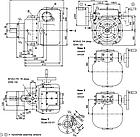 Регульовані насоси Bosch Rexroth A2VK, фото 2