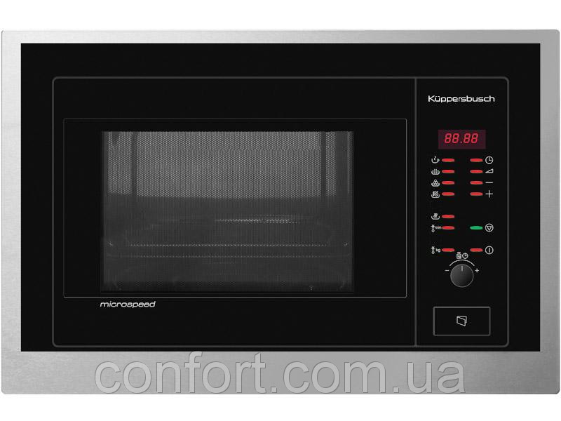 Встраиваемая микроволновая печь Kuppersbusch EMW  8604.0E