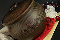 Чугунок глиняный