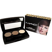 Тени для бровей MAC Brow Shader 3 цвета (поштучно)