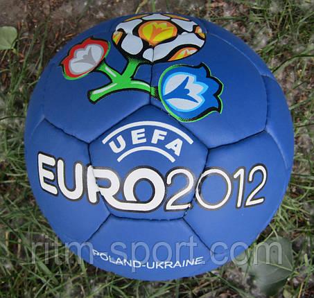 Мяч футбольный  №5 EURO-2012, фото 2