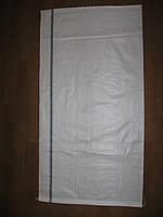 Мешок полипропиленовый белые полоска  50 кг