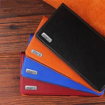 """Huawei P10 lite оригинальный кожаный чехол кошелёк из натуральной телячьей кожи на телефон """"DARL"""""""