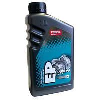 Трансмиссионное масло TEBOIL EP 75w90 1л GL-4/GL-5