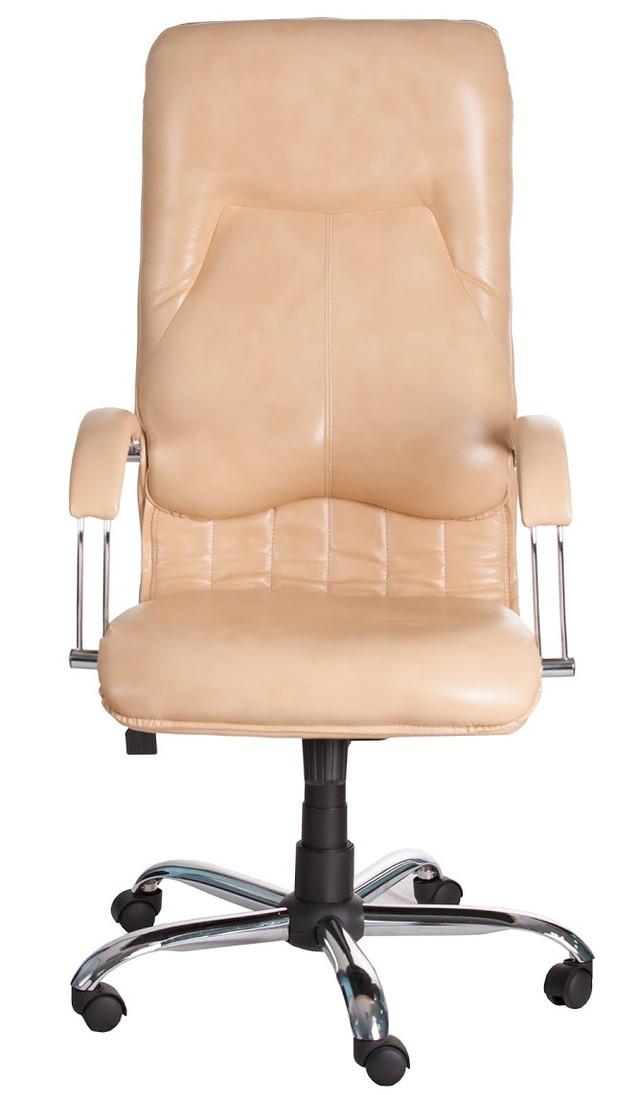 Кресло Никосия Хром беж (фото 2)