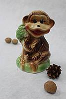 Копилка обезьяна на дереве