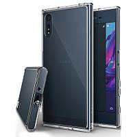 Чехол Ringke Fusion для Sony Xperia XZ F8332 Dual Sim Clear (RCS4317)