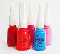 Лак для ногтей Flormar Neon Colors Nail Enamel (Флормар неон колорс)