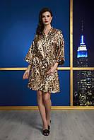 Женский халат для сна от Versace