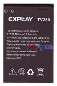Аккумулятор Explay tv280