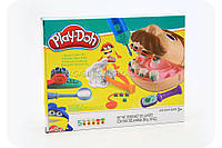 Набор для лепки Play-Doh «Мистер Зубастик» (качественный аналог) PD8605