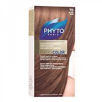 Фито крем-краска Phytocolor Colorations тон 7D (золотисто-русый)