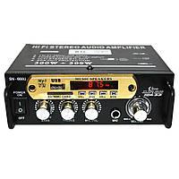 Бесплатная доставка Усилитель AMP SN-666 BT