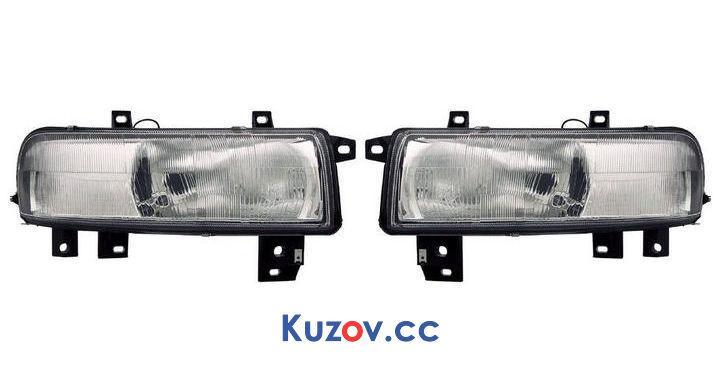 Фара Opel Movano 99-03 левая (Depo) электрич. 4500917 4500917