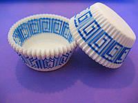 Тарталетки (капсулы) бумажные для кексов, капкейков Греция 3