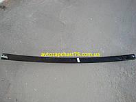Лист рессоры Зил 130 передний №1, 1513 мм длина (производитель ЧМЗ, Россия)