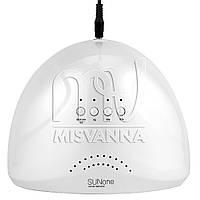 Professional Nail Lamp UVLED SUNone 48 Bт для сушки геля и гель-лака (white)