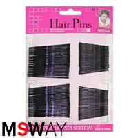 YRE Невидимка для волос HGS-00 (50шт=40мм, 50шт=55мм) 100шт Hair Pins