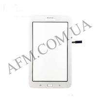 "Сенсор (Touch screen) Samsung T116 Galaxy Tab 3 Lite 7.0"" LTE 3G белый"