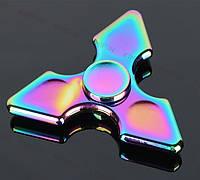 Игрушка - антистресс Hand Spinner (Спиннер) Градиент 5 металлический