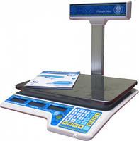 Весы торговые Вагар со стойкой VP M LCD l Vagar