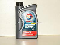 Трансмиссионное масло (1Liter) TOTAL - TRANS GEAR 8 1L
