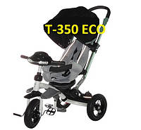 Велосипед-коляска Azimut T350 Crosser ECO (надувное колесо) черный