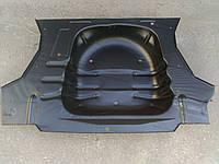 Панель пола задняя ВАЗ-2108 днище запаски