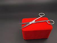 Ножницы медицинские универсальные изогнутые с острым концом
