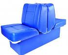Сиденье для яхты, катера, лодки Premium Lounge Seat цвет - синий, серый, фото 4