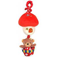 P/1116-2981 Ведмедик на кулі з кліпсою