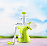 Многофункциональная ручная соковыжималка-мороженица Shake Your Favorite Juice