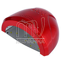 Professional Nail Lamp UVLED SUNone на 48 Bт для сушки геля и гель-лака (red)