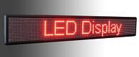 LED Бегущая строка 16 cм на 128 cм