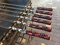 Шампур плоский, Шампур 70 см