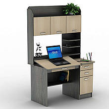 Комп'ютерний стіл СУ-11 Тіса меблі