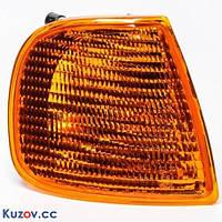 Указатель поворота Seat Ibiza 93-99 +Cordoba+Inca+Vario 98- правый, желтый (DEPO) 441-1517R-UE