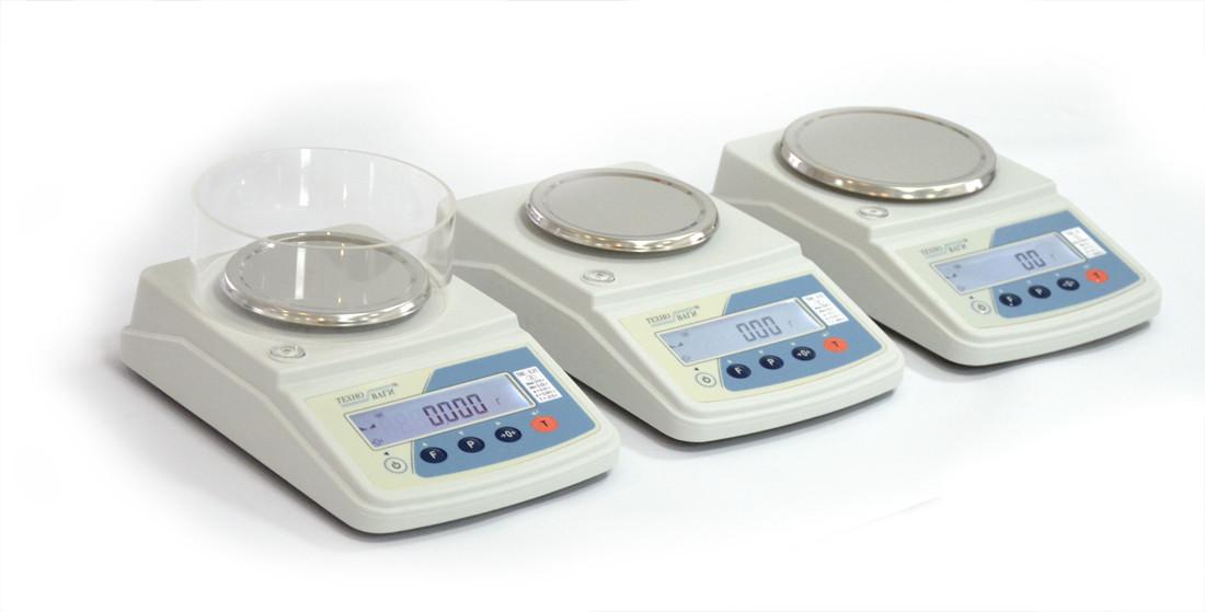 Лабораторні ваги електронні ТВЕ 3000 м