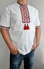 Мужская вышиванка короткий рукав 208