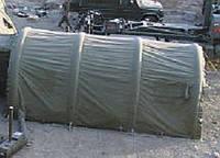 Надувная палатка с каркасом М- 210.