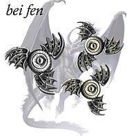 Спиннер металлический Крылья Дракона
