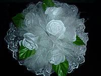 Букет для невесты - дублер белый